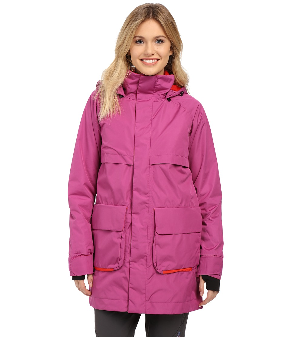 Burton - Mirage Jacket (Grapeseed/Burner) Women's Coat