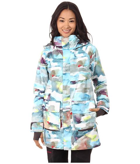 Burton - Mirage Jacket (Watercolor/Holbrook) Women's Coat