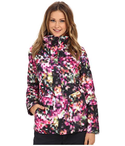 Burton - Cadence Jacket (Pixel Floral) Women