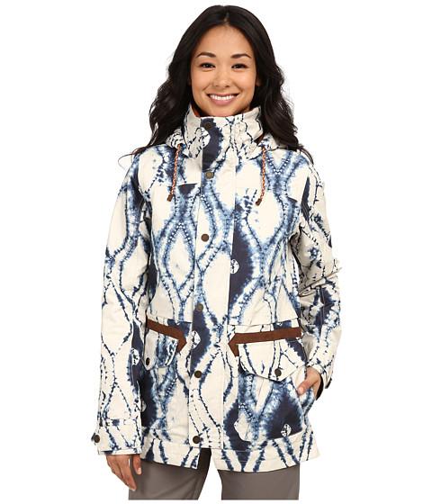 Burton - Fremont Jacket (Indigo Batik) Women's Coat
