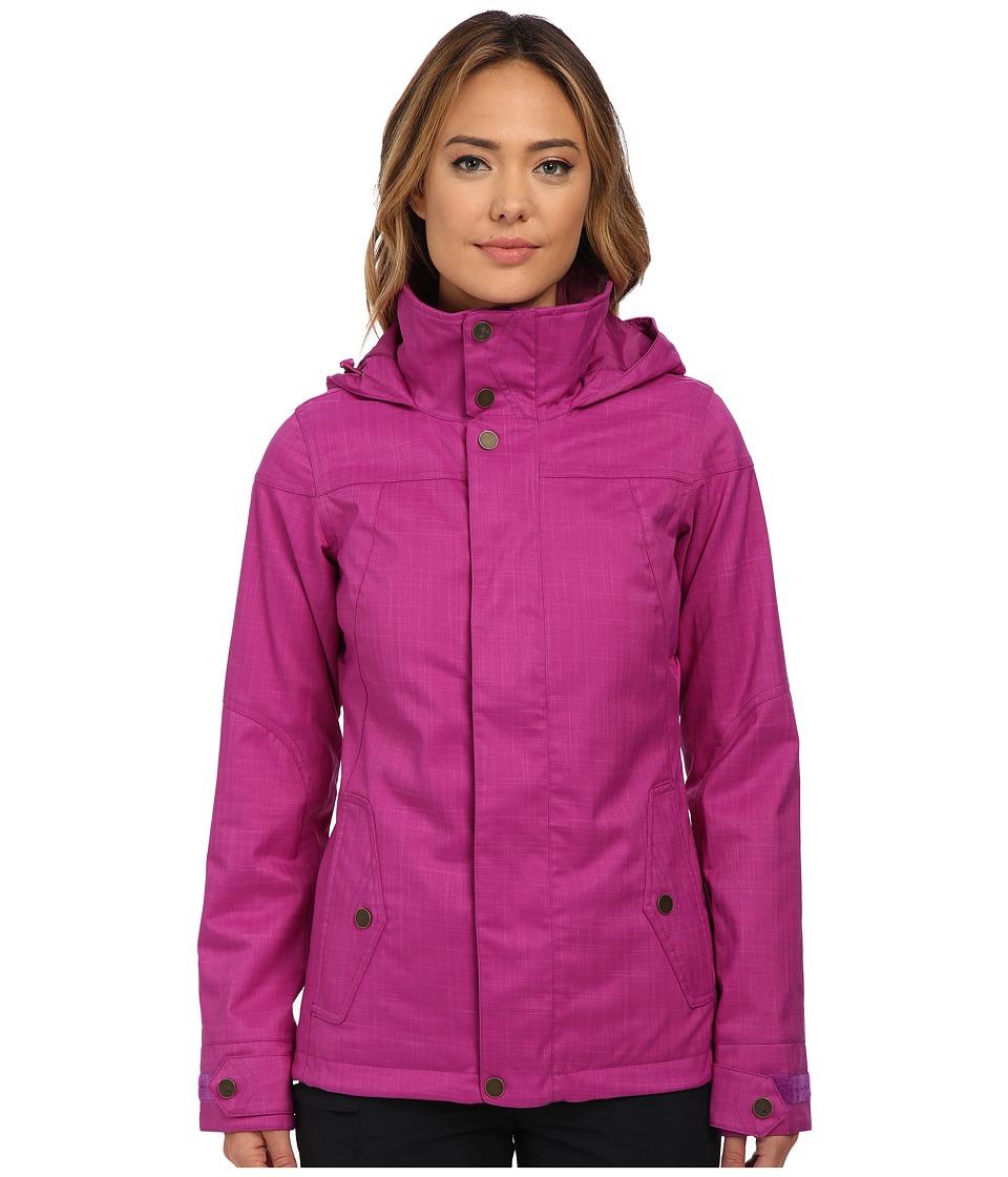 Burton - Jet Set Jacket (Grapeseed) Women's Coat