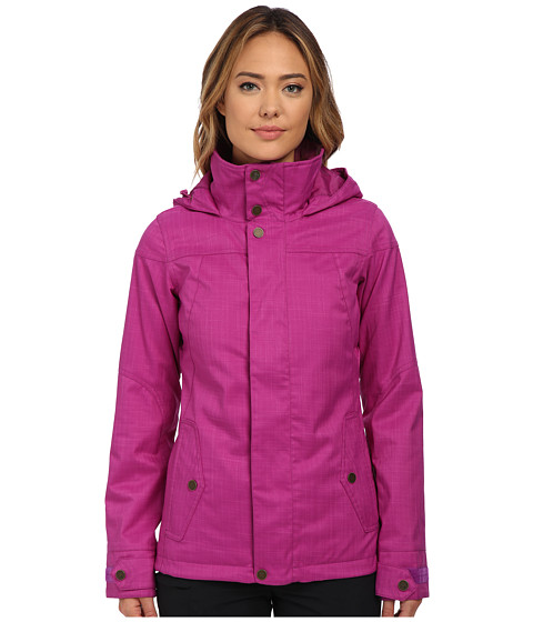 Burton - Jet Set Jacket (Grapeseed) Women's Coat