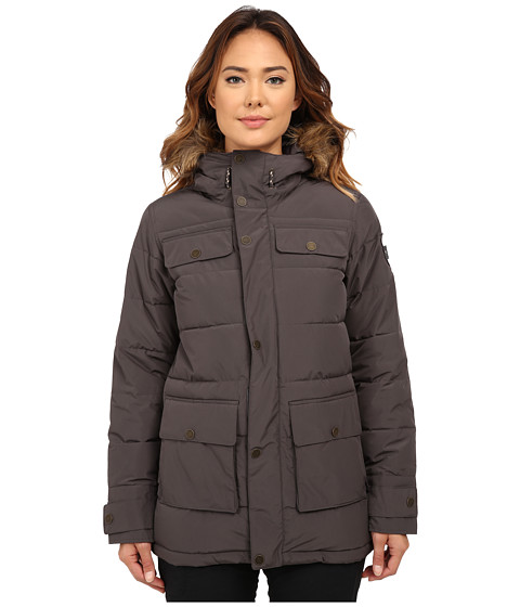 Burton - Essex Puffy Jacket (Faded) Women's Coat