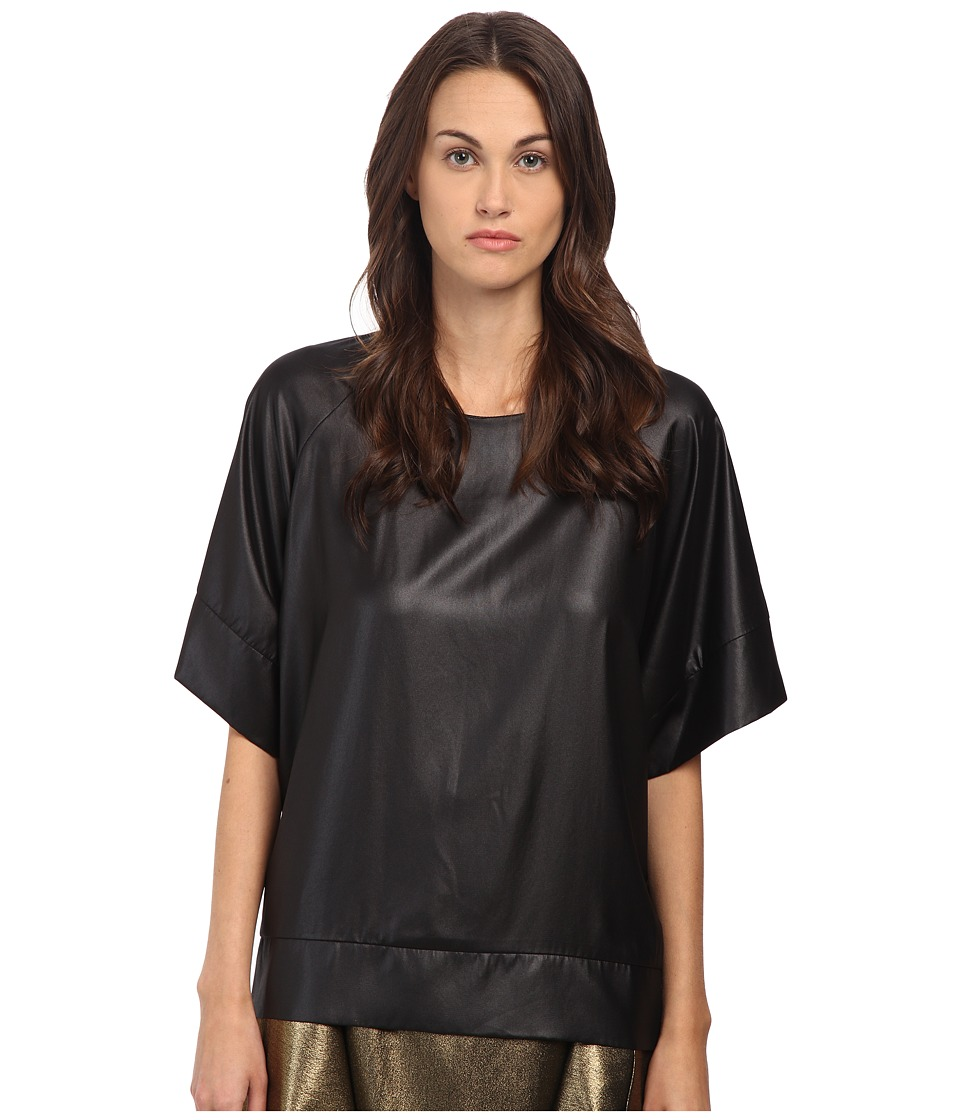 Vivienne Westwood Anglomania - Bloom Blouse (Black) Women's Blouse