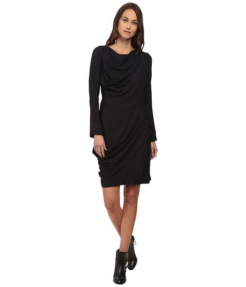 Vivienne Westwood Anglomania - New Fond Dress (Black) Women's Dress
