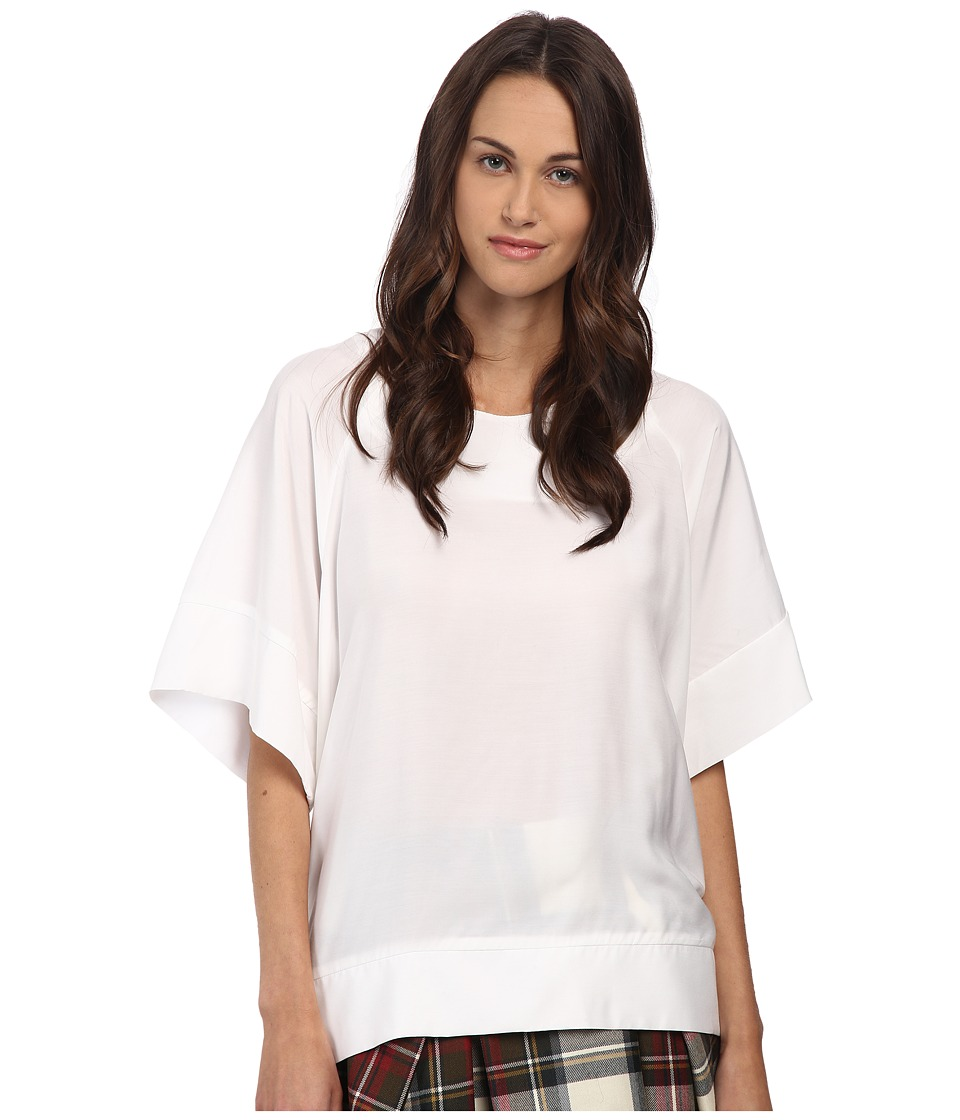 Vivienne Westwood - Bloom Blouse (Optical White) Women's Blouse