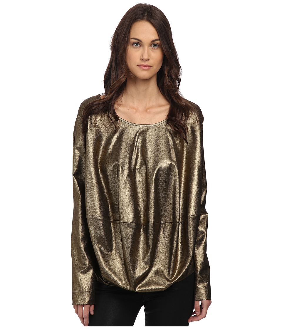 Vivienne Westwood Anglomania - Pack Blouse (Gold) Women's Blouse