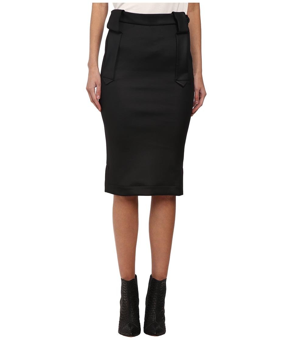 Vivienne Westwood - Fall Skirt (Black) Women's Skirt