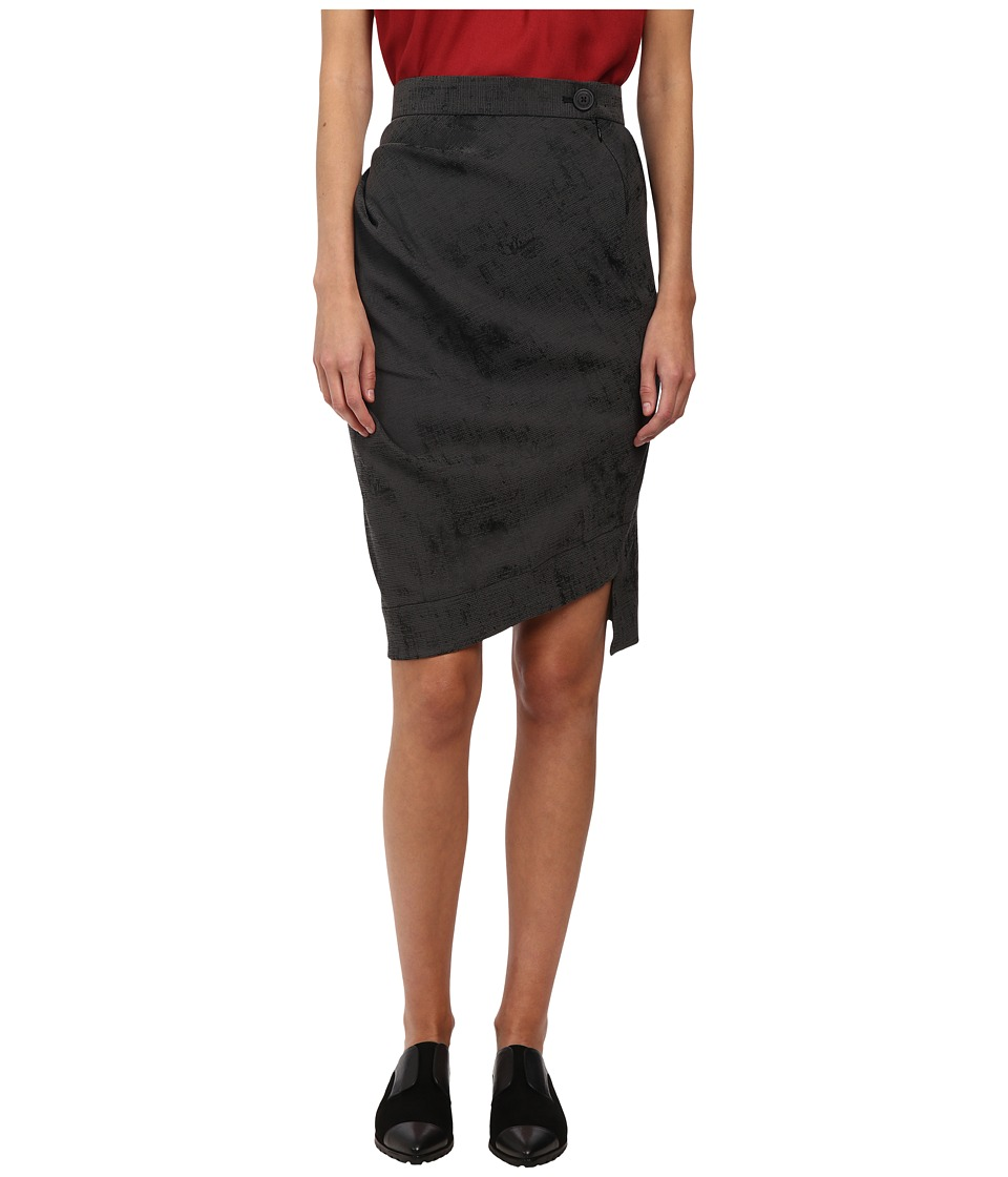 Vivienne Westwood - Philosophy Skirt (Grey) Women's Skirt