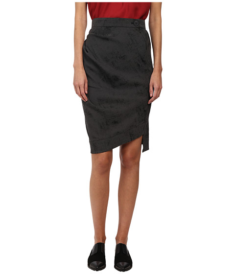 Vivienne Westwood Anglomania - Philosophy Skirt (Grey) Women's Skirt