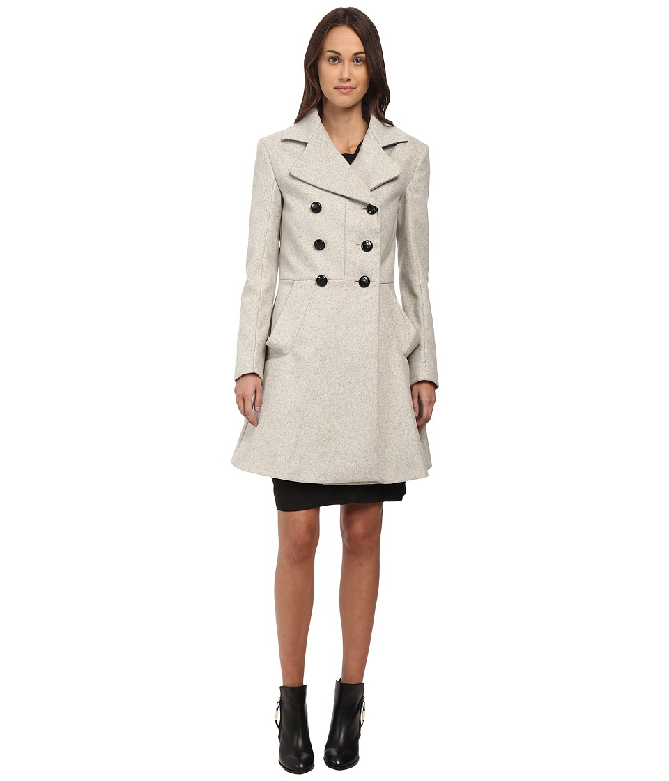 Vivienne Westwood - Corgi Coat (Cream) Women's Coat