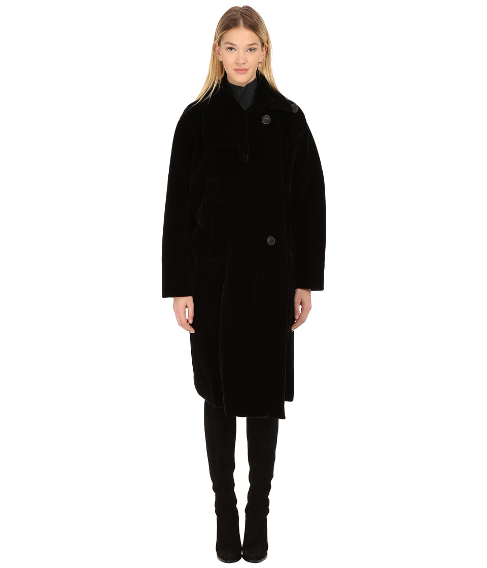Vivienne Westwood - Artillery Coat (Black) Women's Coat