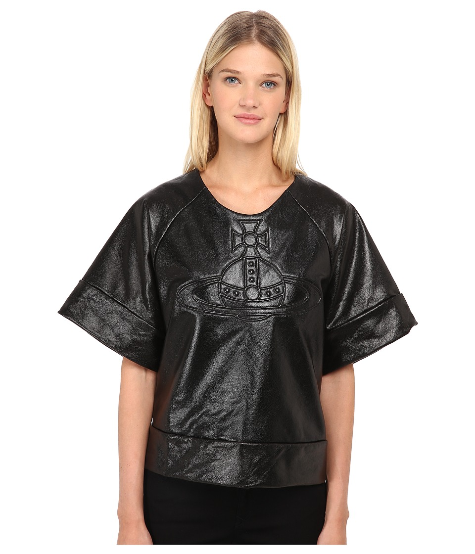 Vivienne Westwood - Bloom Top (Black) Women's Blouse
