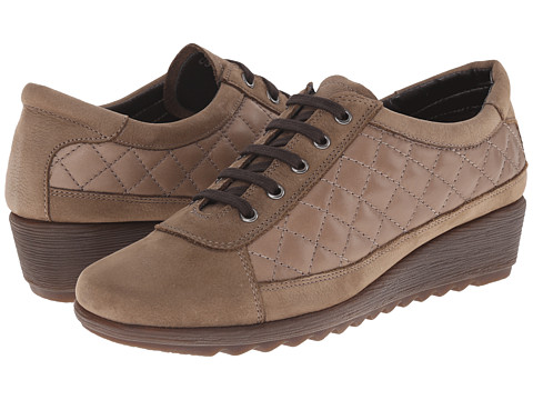 The FLEXX - Easy Run (Desert Dakar/Cashmere) Women's Wedge Shoes