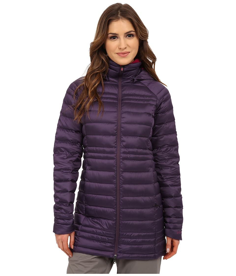 Burton - AK Long Baker Down Insulator Jacket (Purple Label) Women's Coat