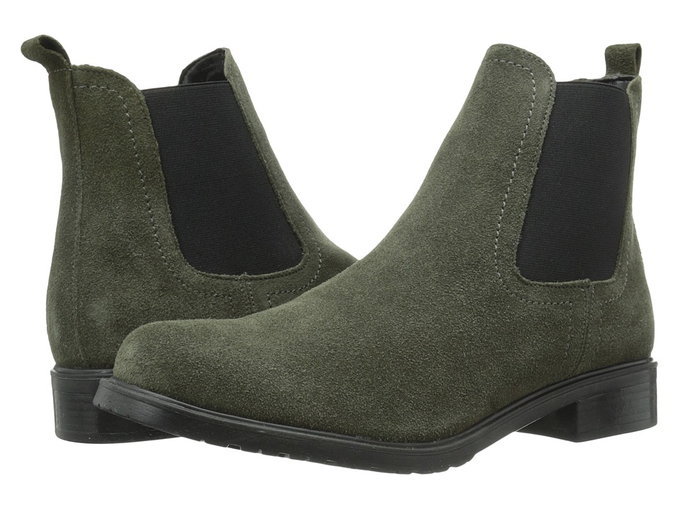 The FLEXX - Shetland (Loden Suede) Women's Shoes