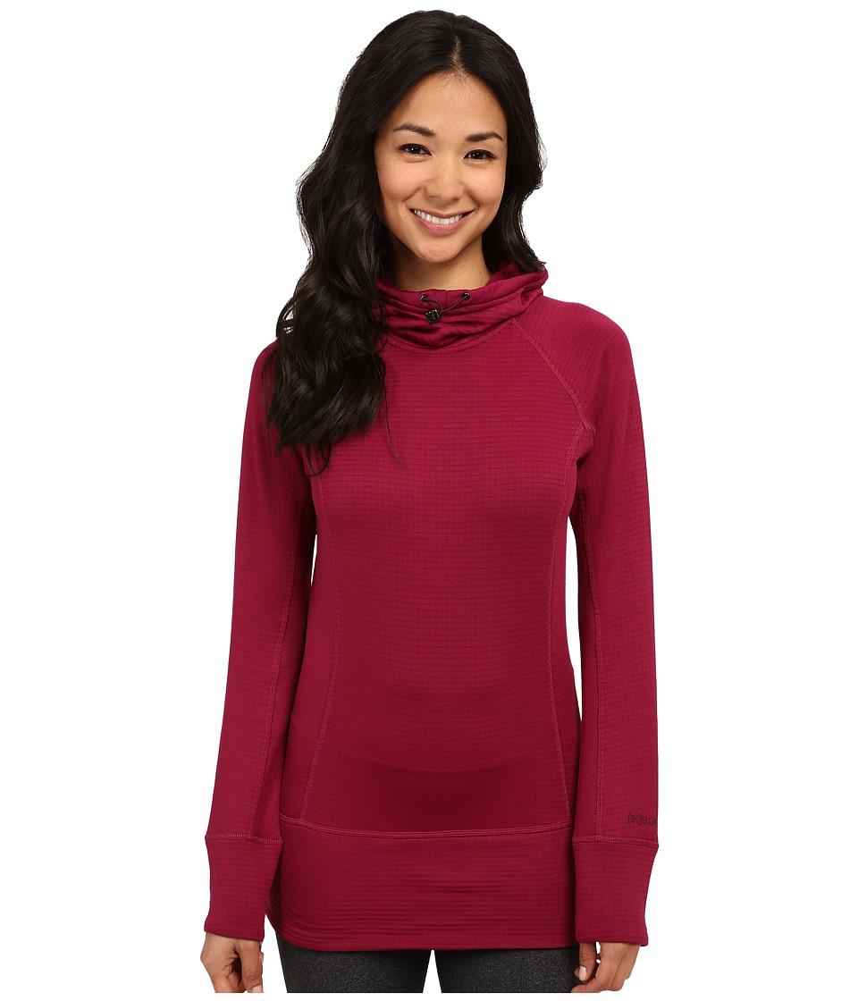 Burton - AK Lifty Hoodie (Poison) Women's Sweatshirt