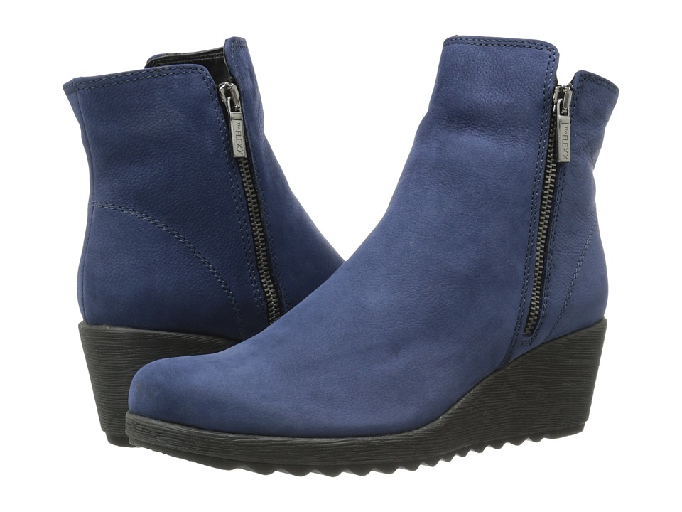 The FLEXX - Pic A Winner (Indigo Dakar) Women's Shoes