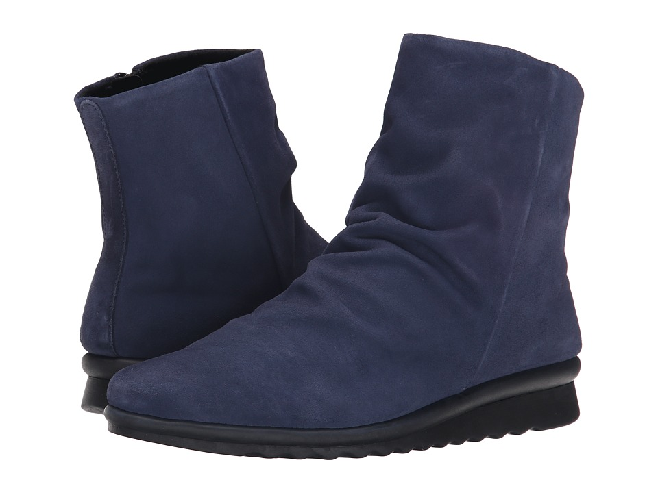 The FLEXX - Pan Fried (Indigo Suede) Women