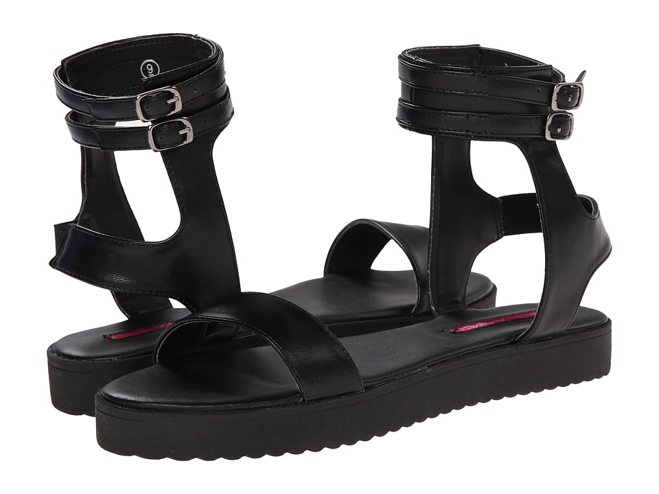 C Label - Gilda-4 (Black) Women's Sandals