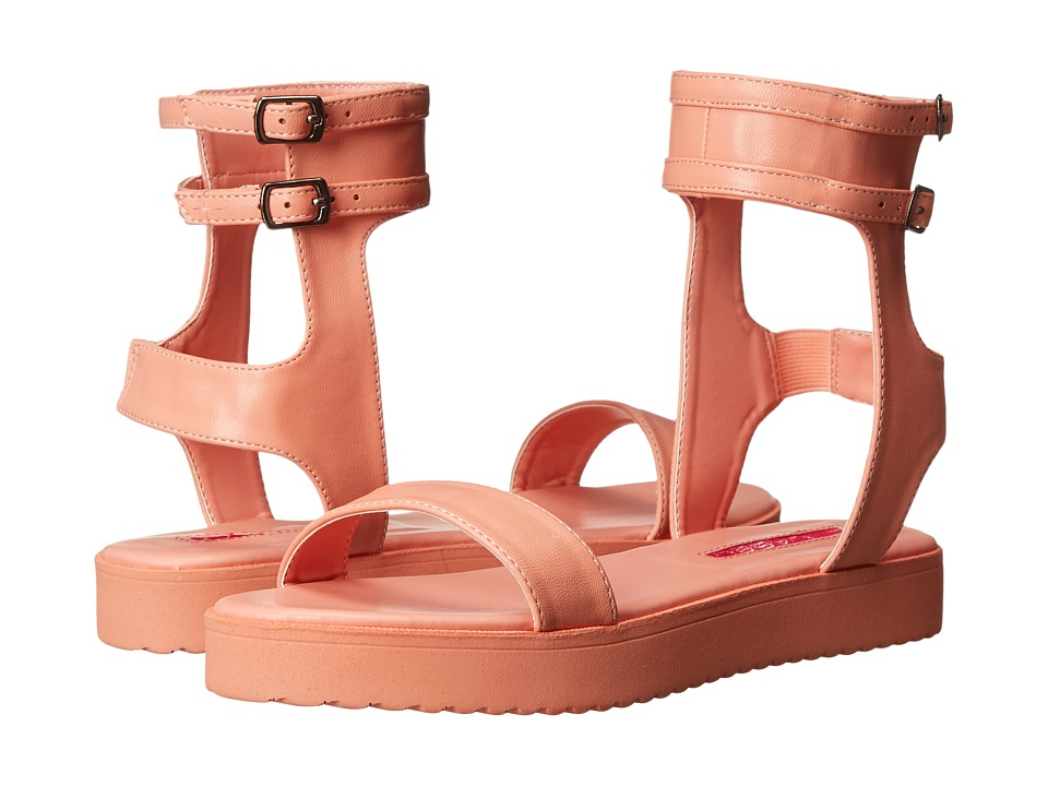 C Label - Gilda-4 (Coral) Women's Sandals