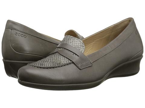 ECCO - Abelone Bit (Warm Grey/Moon Rock) Women's Shoes