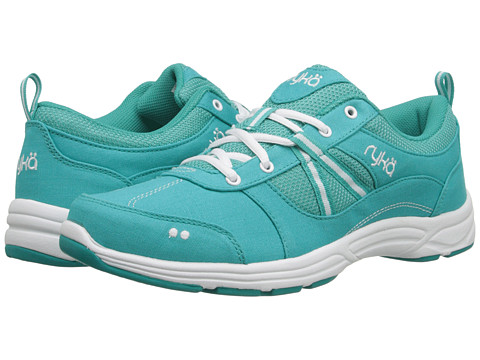 Ryka - Meter SML (Aqua/White) Women's Shoes
