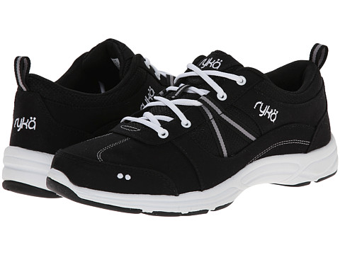 Ryka - Tempo (Black/Frost Grey) Women's Shoes