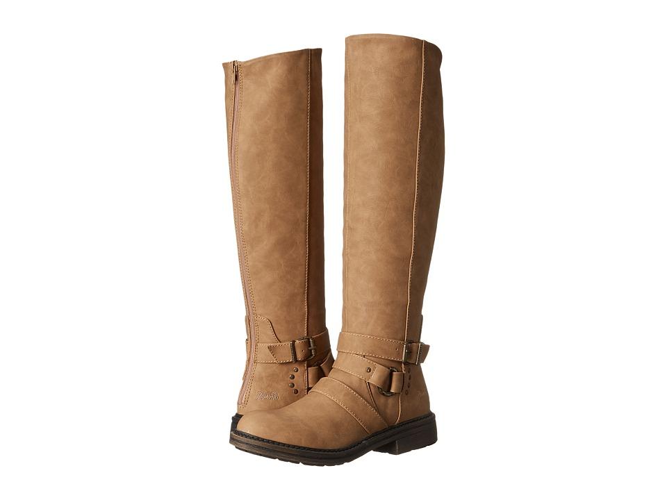 Blowfish - Frost (Sand Texas PU) Women's Zip Boots