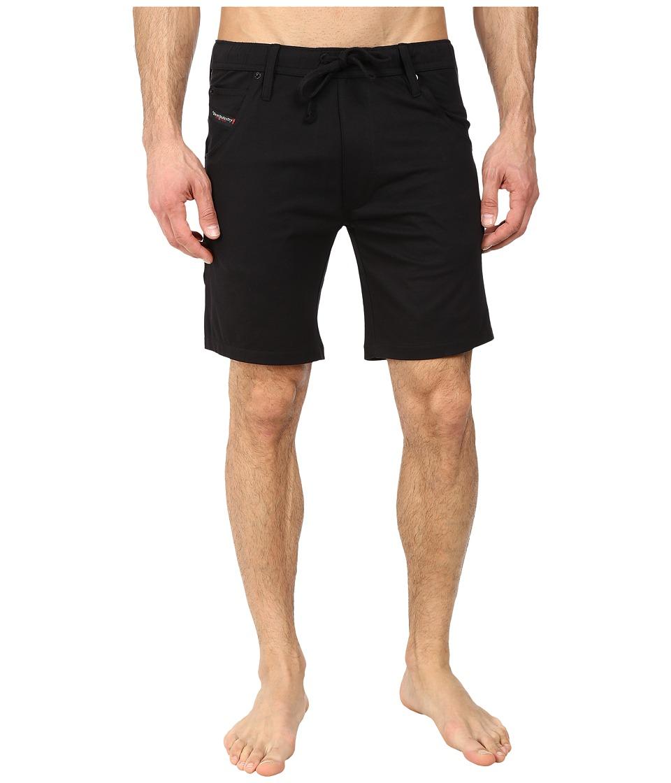Diesel - Kroo Shorts KAIK (Black) Men