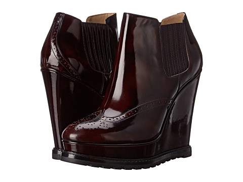Michael Kors - Collette (Bordeaux Brush-Off) Women's Pull-on Boots
