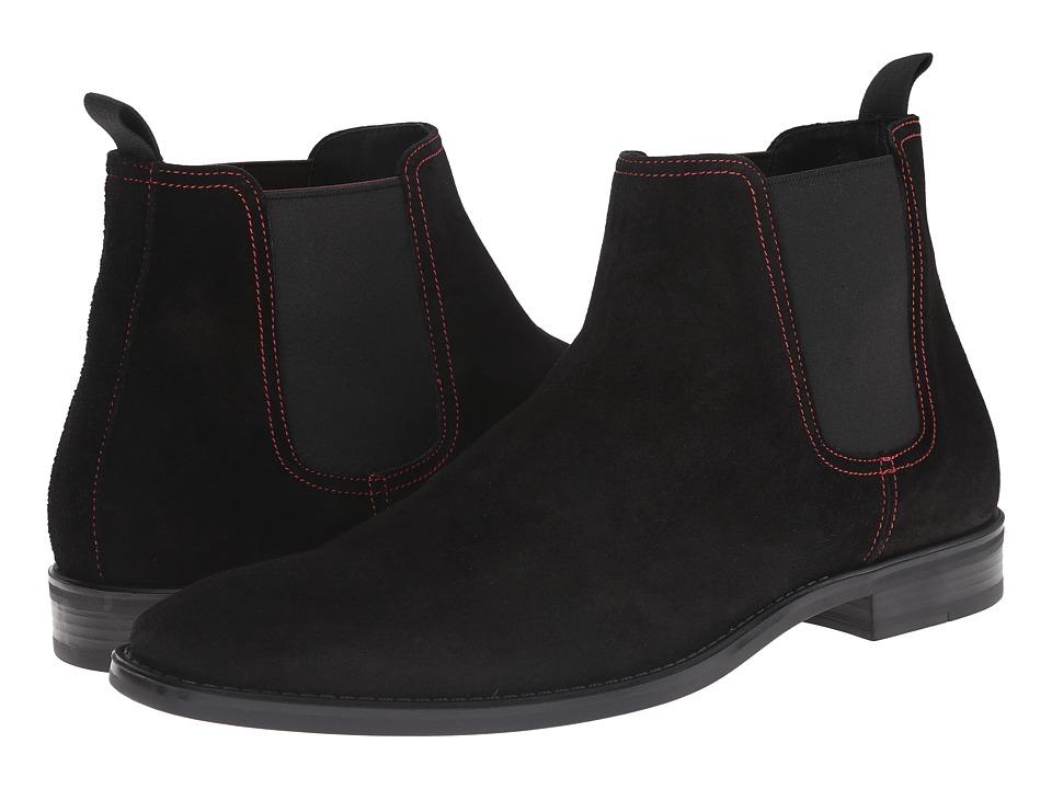 Donald J Pliner - Barton (Black) Men's Boots