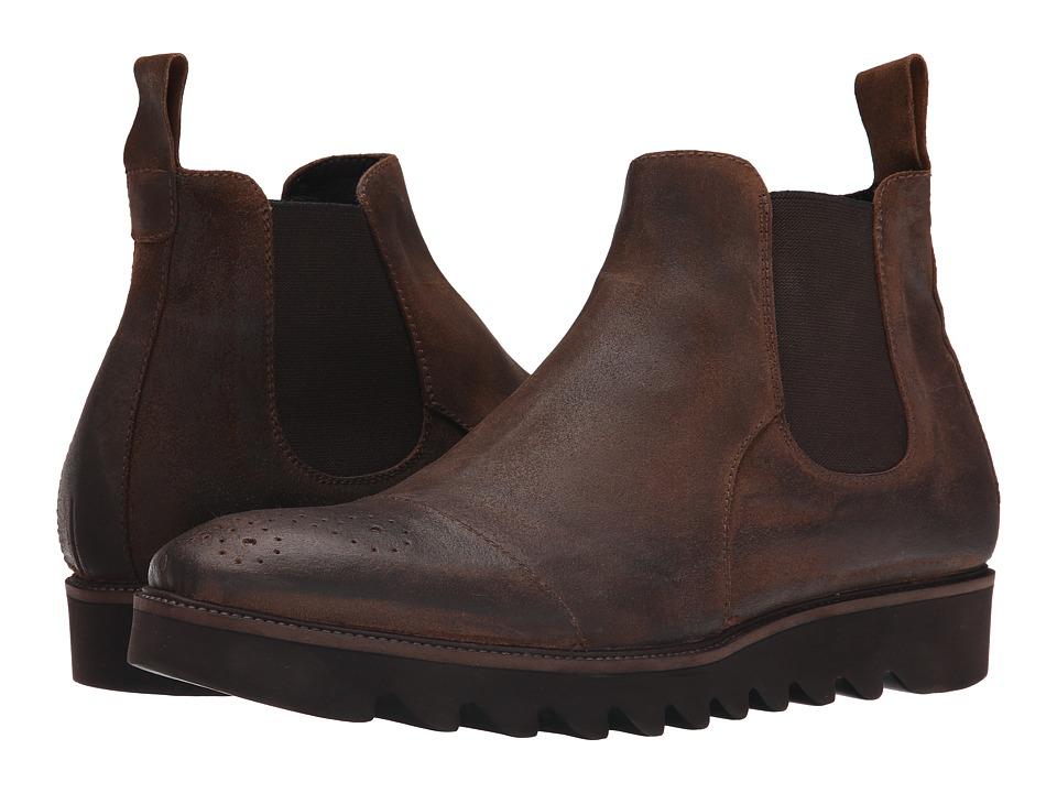 Donald J Pliner - Shale (Java) Men's Pull-on Boots