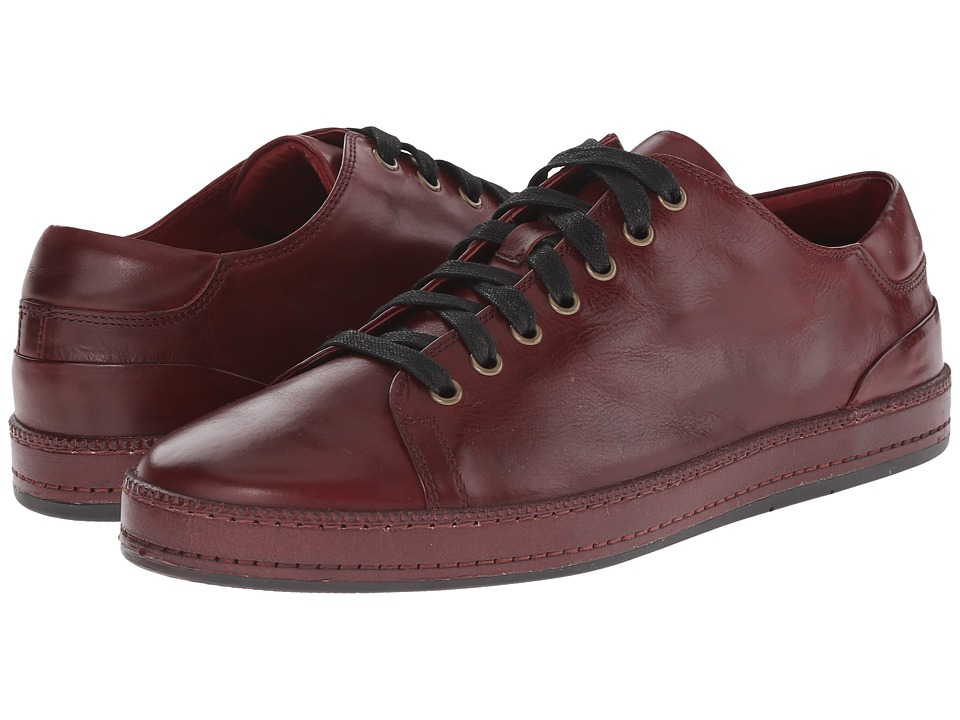 Donald J Pliner - Jagar (Oxblood) Men's Lace up casual Shoes