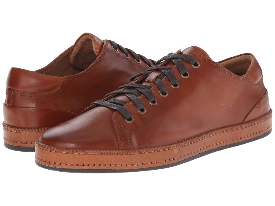 Donald J Pliner - Jagar (Tan) Men's Lace up casual Shoes