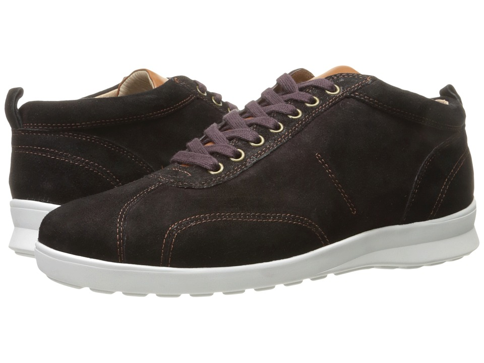 Donald J Pliner - Homer (Oxblood) Men's Lace up casual Shoes