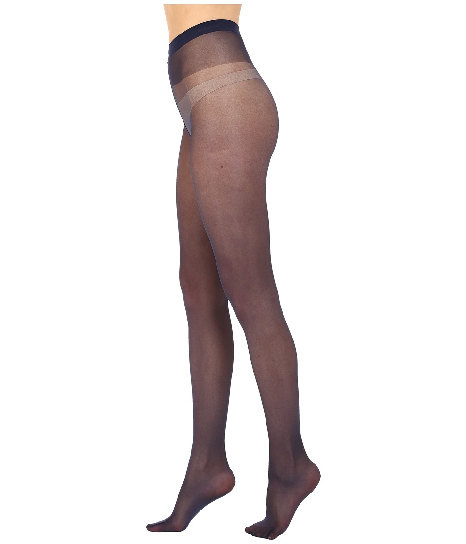 Wolford - Satin Touch 20 Tights (Navy) Hose