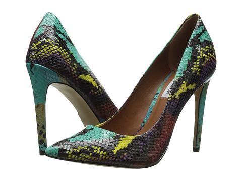 Steve Madden - Proto (Multi Snake) High Heels