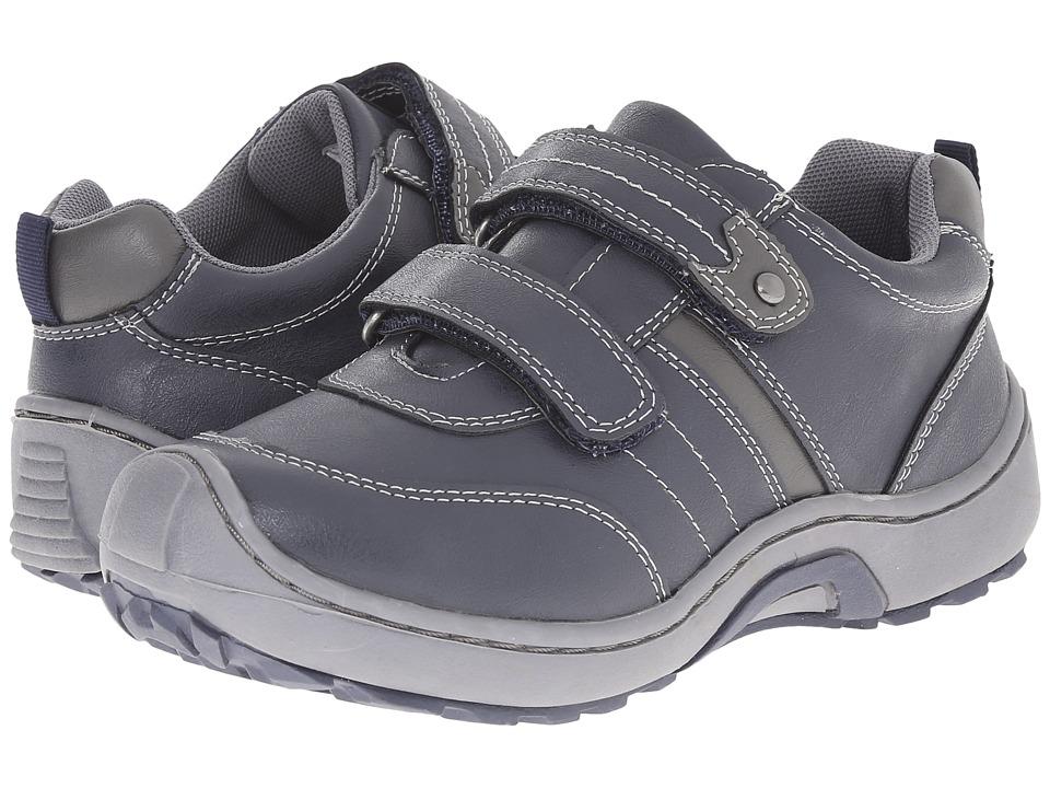Jumping Jacks Kids - Mark (Toddler/Little Kid) (Dark Navy/Slate Gray/Dark Navy) Boys Shoes