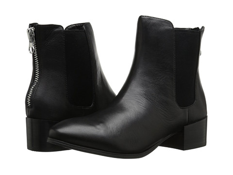 Steve Madden - Jodpher (Black Leather) Women