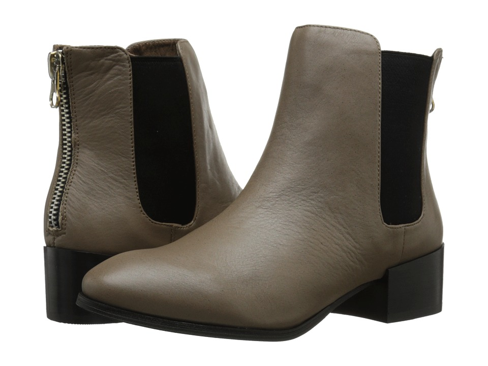 Steve Madden - Jodpher (Stone Leather) Women's Shoes
