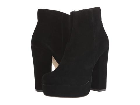 Steve Madden - Joanie (Black Suede) Women's Shoes