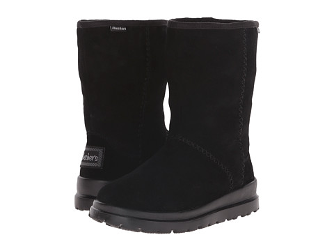 SKECHERS - Cherish-Just Because (Black) Women's Cold Weather Boots