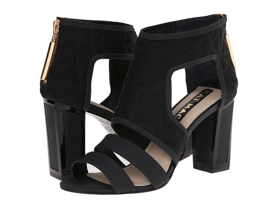 Kat Maconie - Georgia (Black) High Heels