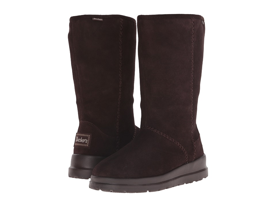 SKECHERS - Cherish-Tall (Chocolate) Women