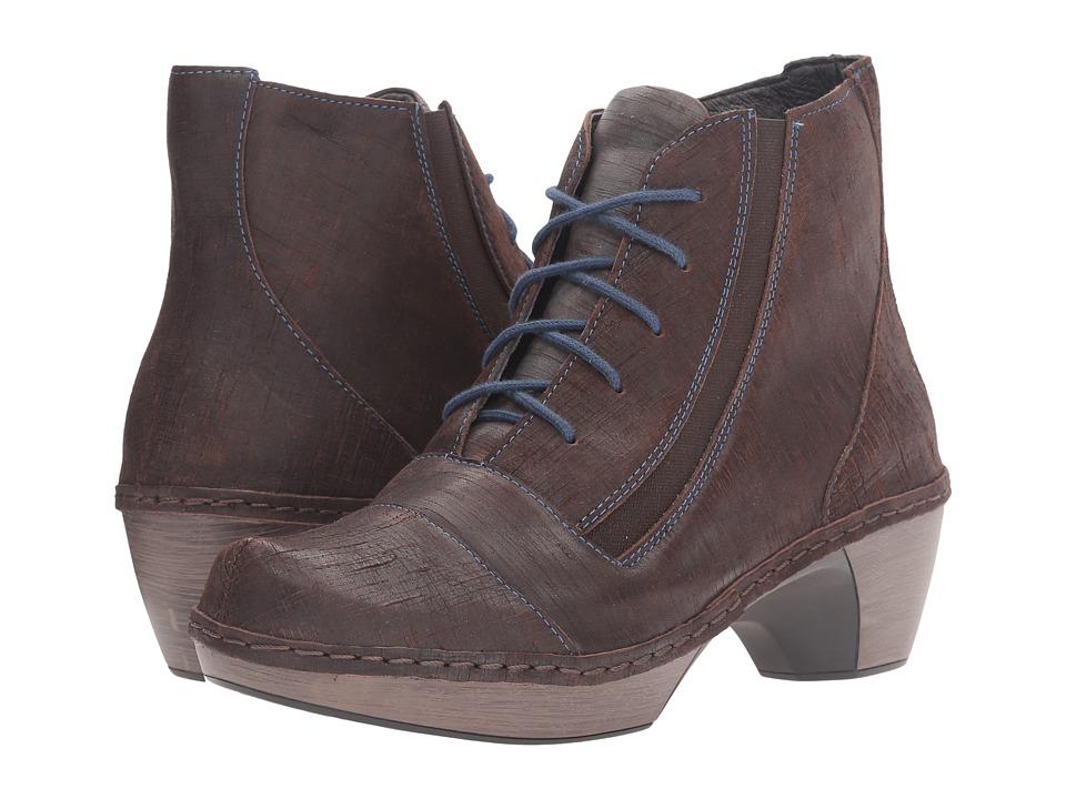 Naot Avila (Mine Brown Leather) Women
