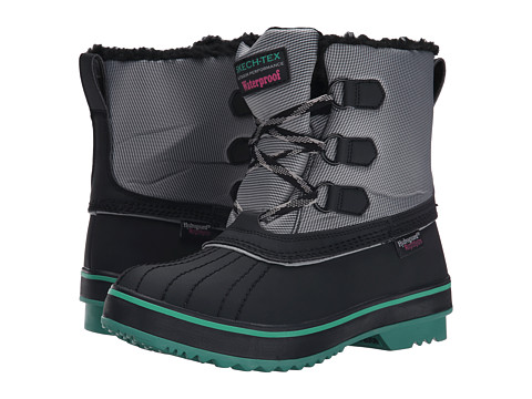 SKECHERS - Highlands-Polar Bear (Black/Grey) Women's Cold Weather Boots