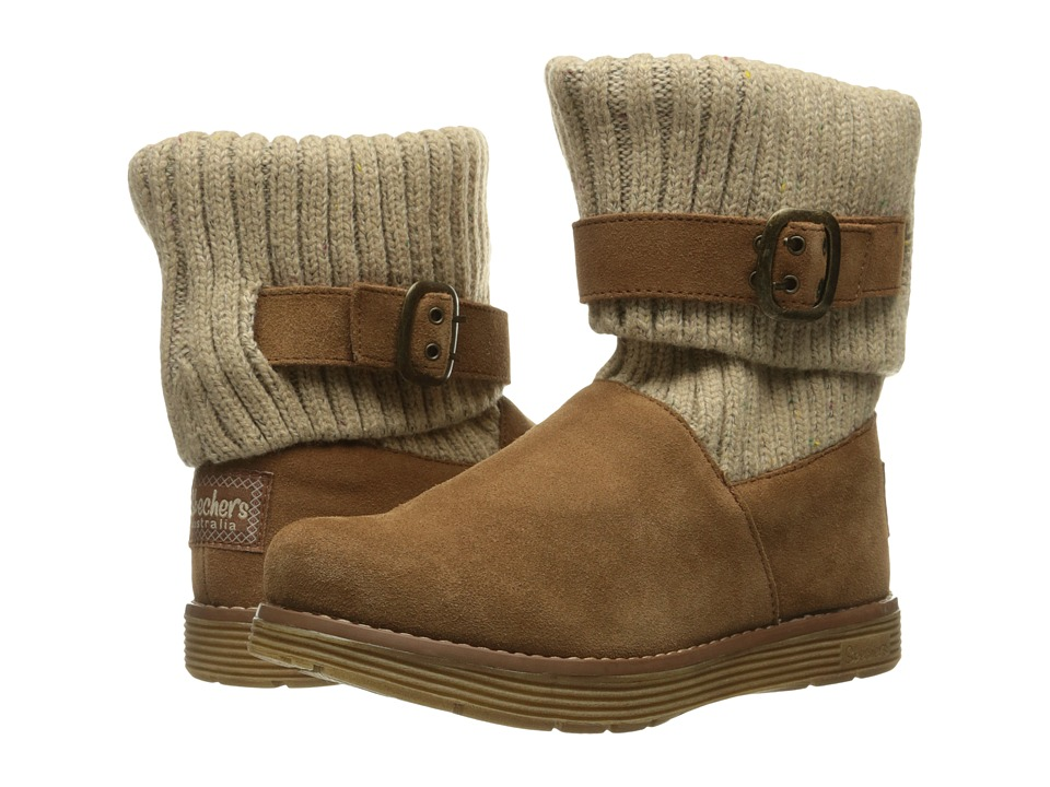 SKECHERS - Adorbs (Chestnut) Women's Cold Weather Boots