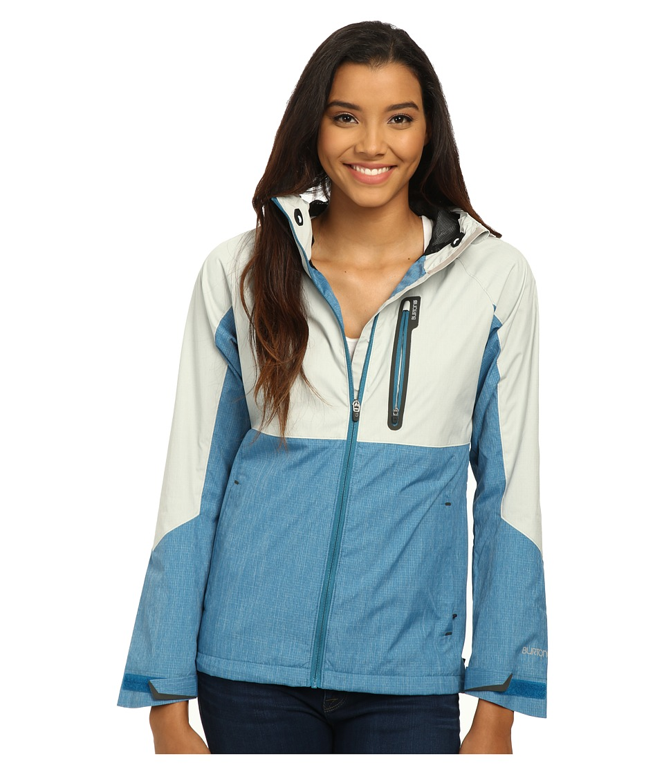 Burton - Berkley Jacket (High Rise Heather/PA Heather) Women