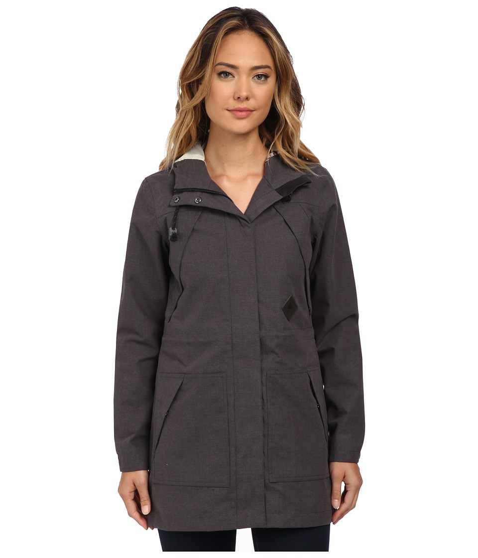 Burton - Sadie Jacket (True Black Heather) Women's Coat
